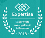 One of 15 Best Private Investigators in Milwaukee, WI